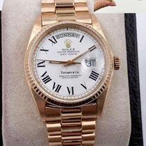 Rolex Day-Date Rosa guld 36mm