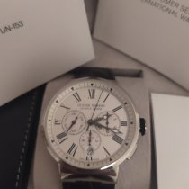 Ulysse Nardin Marine Chronograph new 2020 Automatic Chronograph Watch with original box and original papers 1533-150/40