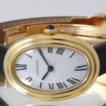 Cartier Baignoire Très bon Or jaune 23mm Remontage manuel France, Paris