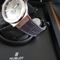 Hublot Classic Fusion Racing Grey occasion 42mm Cuir de crocodile
