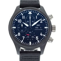 IWC Pilot Chronograph Top Gun 44.5mm Black United States of America, Georgia, Atlanta