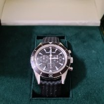 Jaeger-LeCoultre Deep Sea Chronograph Steel Black