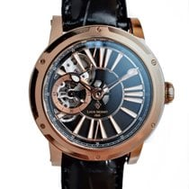 Louis Moinet Rose gold 43.2mm Automatic LM-45.50.55 new United States of America, New York, NY
