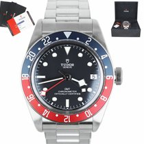 Tudor Black Bay GMT Steel 41mm Black United States of America, New York, Smithtown