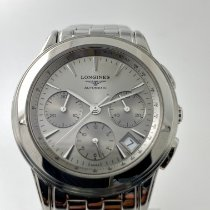 Longines Steel 39 mmmm Automatic 30518971 pre-owned