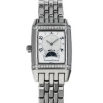 Jaeger-LeCoultre Reverso Duetto Steel 25mm Silver Arabic numerals United States of America, Maryland, Baltimore, MD