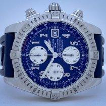 Breitling A1335611 Acero 2004 Chronomat Evolution 44mm usados