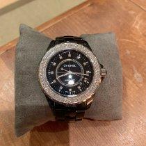 Chanel J12 Céramique 42mm Noir