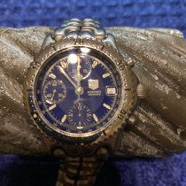 TAG Heuer Link Staal 44mm Blauw Nederland, Amsterdam