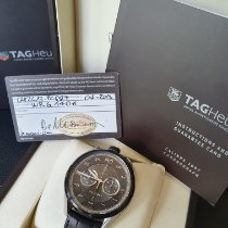 TAG Heuer Carrera Calibre 1887 Acier Noir Arabes France, romainville