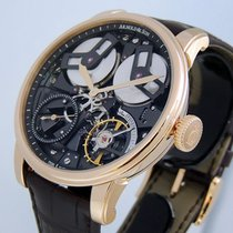Arnold & Son TB88 Rose gold 46mm Grey United States of America, California, Los Angeles