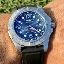 Breitling Superocean Steelfish Steel Blue Arabic numerals United States of America, Arizona, Phoenix