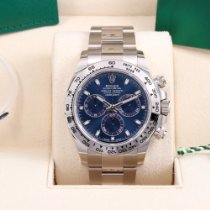 Rolex Daytona White gold 40mm Blue Arabic numerals United States of America, California, Beverly Hills