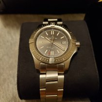 Breitling Chronomat Colt Steel Grey No numerals United States of America, New York, Forest Hills