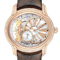 Audemars Piguet Millenary Ladies Rose gold 39.5mm Mother of pearl Roman numerals United States of America, Georgia