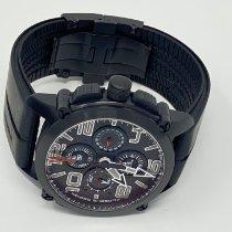 Porsche Design Indicator Titanium 45mm Black Arabic numerals
