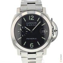 Panerai Acero 40mm Automático Pam00050 usados