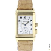 Jaeger-LeCoultre Reverso Memory Yellow gold 23mm Arabic numerals