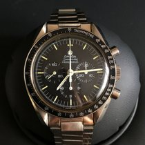 Omega Speedmaster Professional Moonwatch ST 145.0022 Gut Stahl 42mm Handaufzug