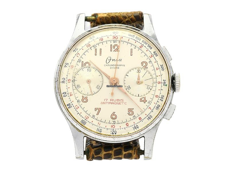 Chronographe Suisse Cie 1955 pre-owned
