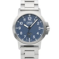 Oris Steel 42mm Automatic 01 735 7641 4165-07 8 22 03 pre-owned
