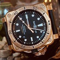 Bell & Ross BR 03 Bronze BR03-92 Veldig bra Bronse 42mm Automatisk Norge, Moss