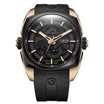 Cyrus Rose gold 46mm Automatic 539.503.GD.A new