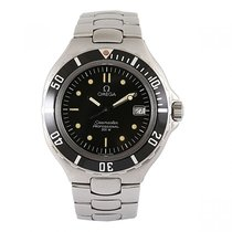 Omega 396.1052 Steel Seamaster 36mm pre-owned