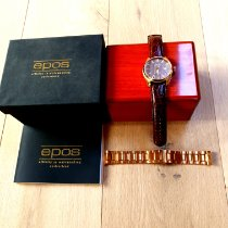 Epos pre-owned Automatic 43mm Brown Sapphire crystal 3 ATM