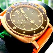 沛纳海 Luminor Submersible PAM 00968 未使用过 青铜 47mm 自动上弦