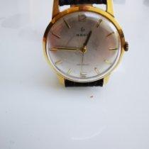 Rado Желтое золото Механические Белый 35mm подержанные