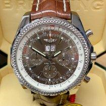 Breitling Bentley 6.75 Staal 48mm Zwart