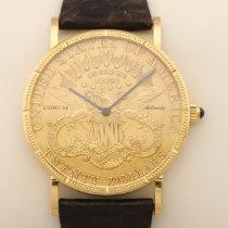 Corum Coin Watch Gelbgold 35mm Deutschland, MÜNCHEN