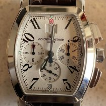 Vacheron Constantin Steel Automatic 40mm pre-owned Royal Eagle