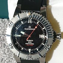 Candino pre-owned Automatic 41mm Black Sapphire crystal 10 ATM