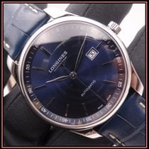 Longines Master Collection Acero 42mm Azul Sin cifras España, Oviedo, Asturias