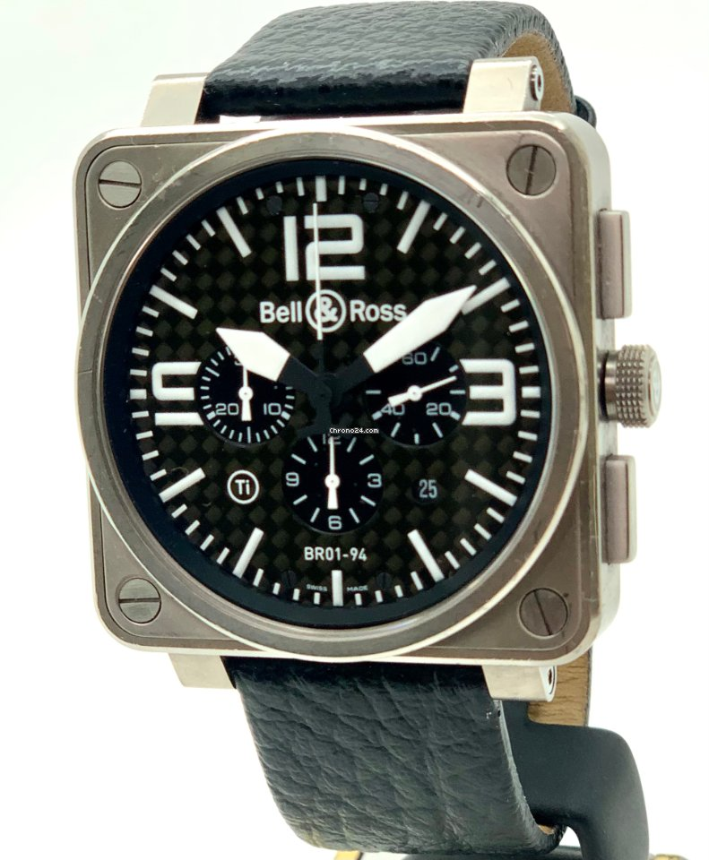 Bell & Ross BR 01-94 Chronographe BR01-94 pre-owned