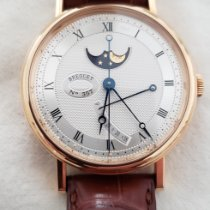 Breguet Classique Rose gold 39mm Silver Roman numerals United States of America, California, Thousand Oaks