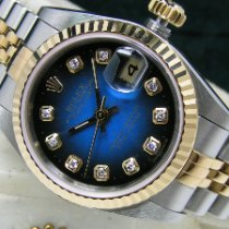Rolex Lady-Datejust new 2002 Automatic Watch with original box and original papers 79173
