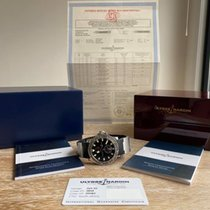 Ulysse Nardin Maxi Marine Diver pre-owned 43mm Black Chronograph Date Rubber