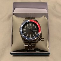 Seiko Prospex pre-owned 42mm Blue Date Steel