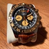 Breitling Chronomat 44 GMT Acero 44mm Negro Sin cifras