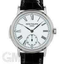Patek Philippe Automatic White 38mm pre-owned Minute Repeater