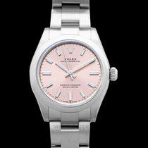 Rolex Oyster Perpetual 31 Steel 31mm Pink United States of America, California, Burlingame
