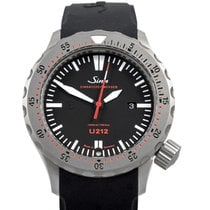 Sinn Steel 47mm Automatic 212.040 new