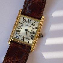 Cartier Tank Louis Cartier Gelbgold 23,5mm