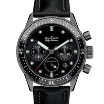 Blancpain Fifty Fathoms Bathyscaphe Керамика 43.60mm Черный Без цифр
