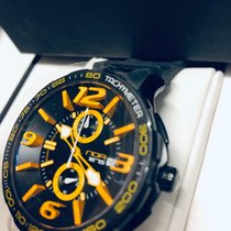 N.O.A Steel 42mm Quartz G-EVO 1675 new