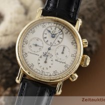 Chronoswiss Manual winding Champagne 38mm pre-owned Kairos
