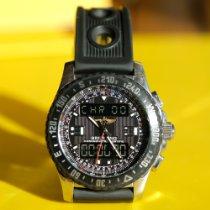 Breitling Airwolf Steel 43,5mm Black Arabic numerals